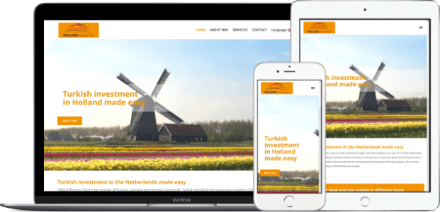 Website laten maken Amsterdam hollandbusinesspoint